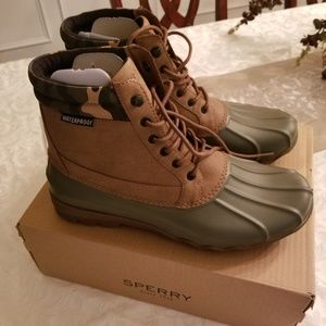 Sperry Brewster Waterproof Boots